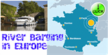 River Barging in Europe