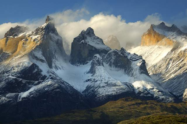 Torres Del Paine Bright Travel Ideas