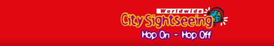 City Sightseeing TRAVELwithus