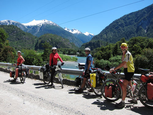 cycling the austral